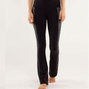 Lululemon Barre pulse high rise tall pants size 4
